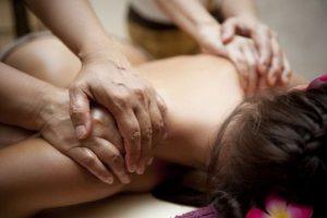 Massage Abhyanga à 4 mains @ Espace Anjali
