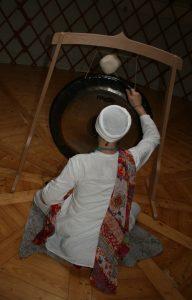 Méditation au Gong @ Espace Anjali