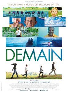 """Soirée cinéma avec le film """"DEMAIN"""" @ Espace Anjali"""