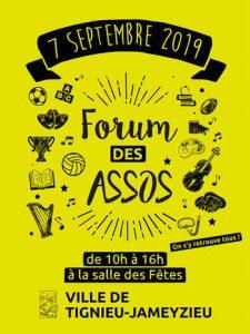 Forum des Associations @ à la salle des fêtes